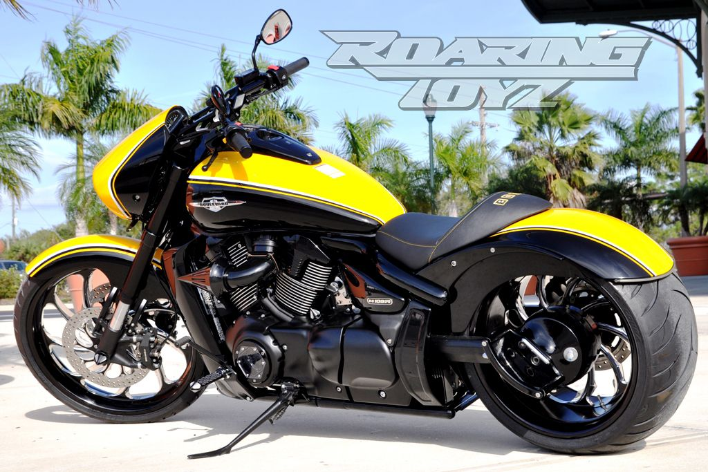 M109r Boss 23 With 300 Wide Tire Kit Roaring Toyz