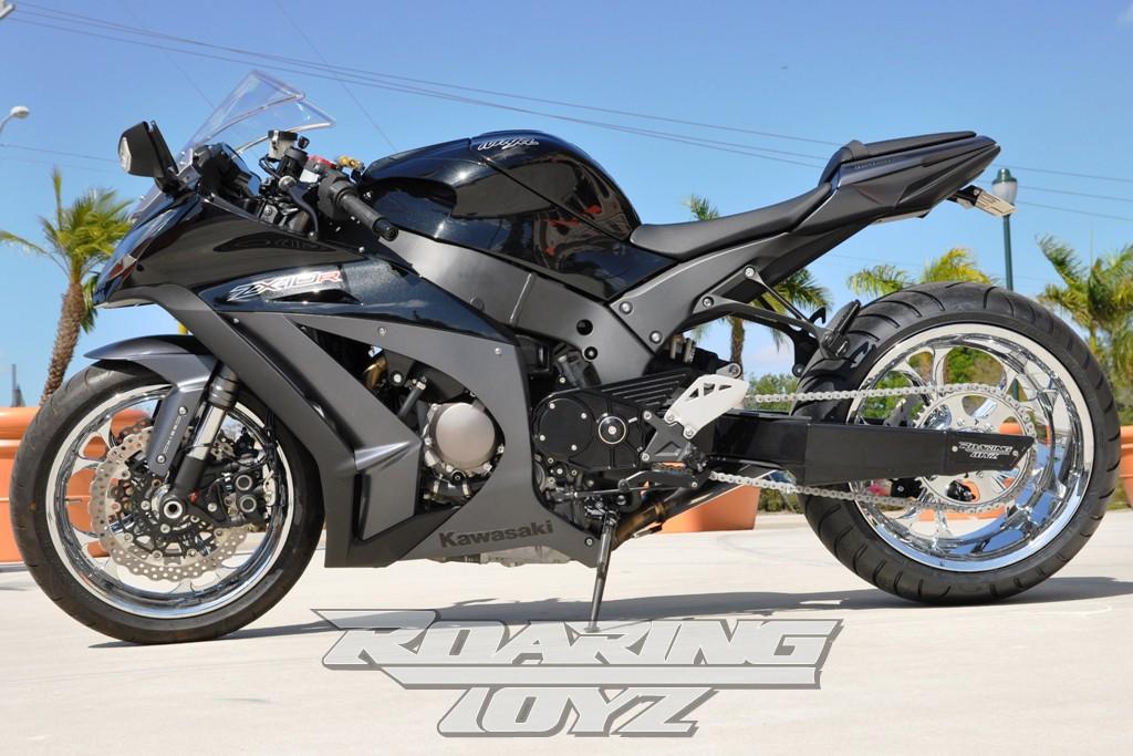 Kawasaki Ninja Zx10r W 330 Osd Swingarm Conversion Roaring Toyz