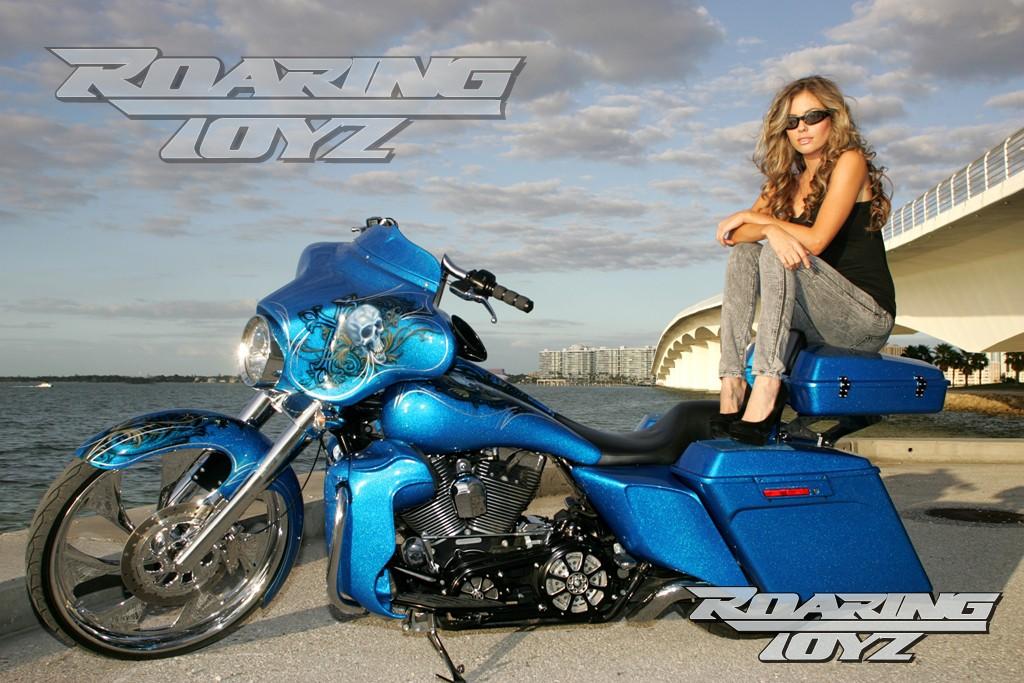 Roaring Toyz Harley Da...
