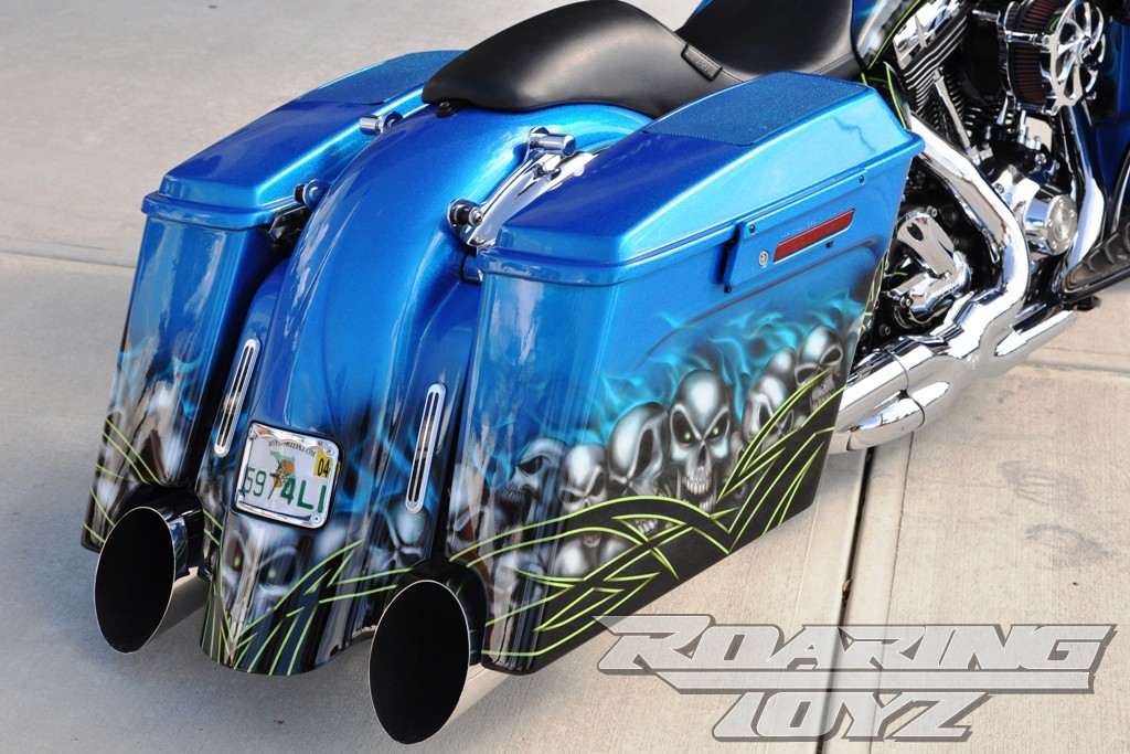 Side By Side For Sale >> Harley Davidson Street Glide FLHX 30″ REMIX | Roaring Toyz