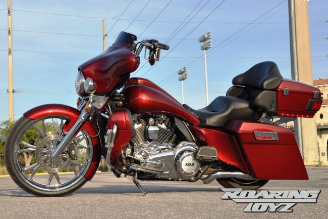 Harley Davidson Electra Glide Ultra Classic 23 In