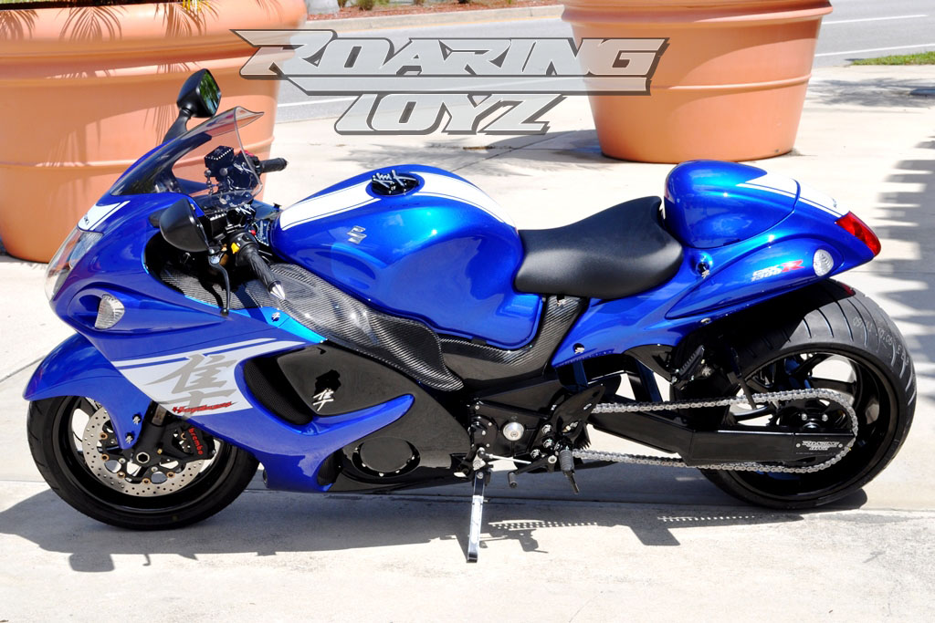 2017 Hayabusa Blue W 330 Osd Swingarm Kit 8 Over Roaring Toyz